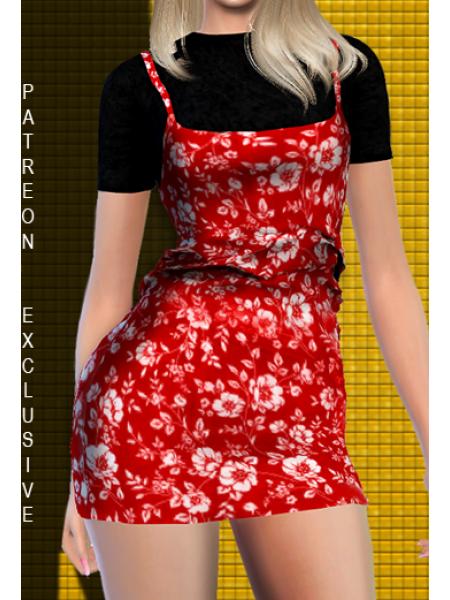 RINA top dress