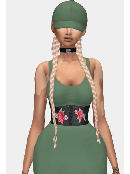 B2B, Belted Dress