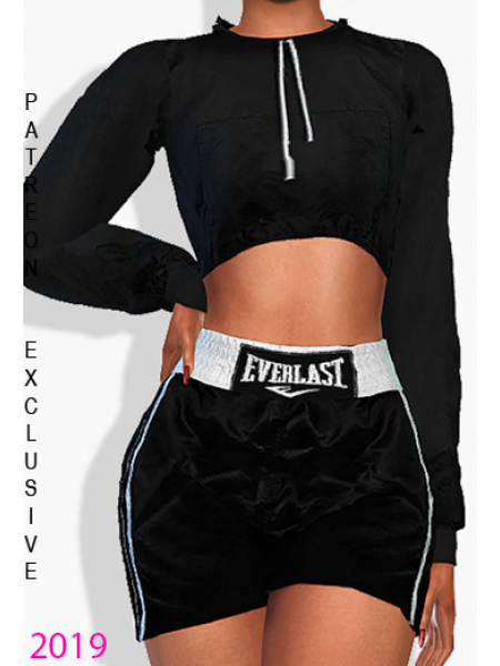 Boxing Training outfit