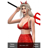 SXC DEVIL SET - Patreon