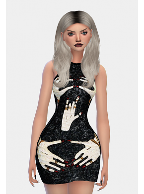 Universe Hand Dress