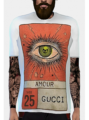 Gucci Male Top