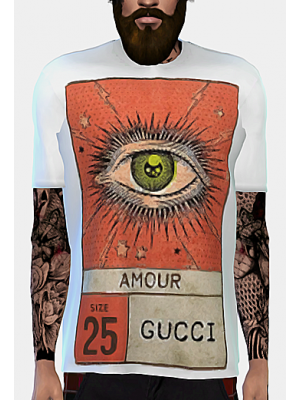 Gucci Male Top