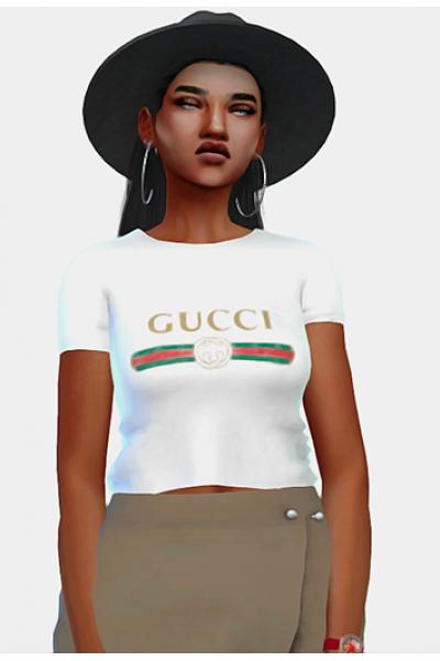 Designer Top Guccii